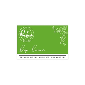 Pinkfresh Studio KEY LIME Dye Ink Pad pfdi006