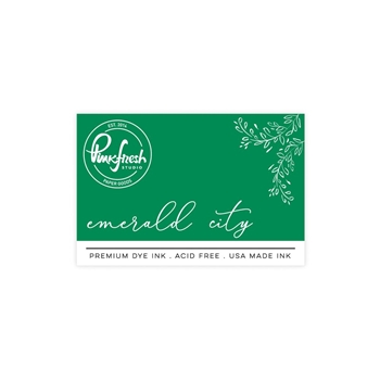 PinkFresh Studio EMERALD CITY Dye Ink Pad pfdi010
