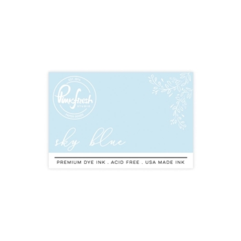 Pinkfresh Studio SKY BLUE Dye Ink Pad pfdi020
