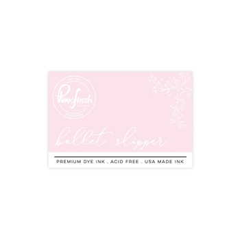 PinkFresh Studio BALLET SLIPPER Dye Ink Pad pfdi032