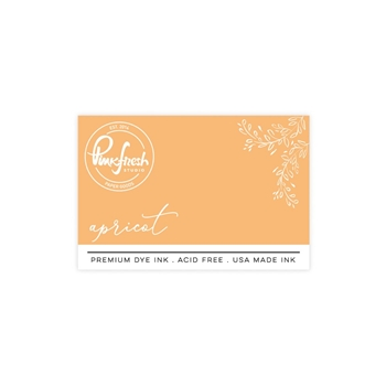Pinkfresh Studio APRICOT Dye Ink Pad pfdi039