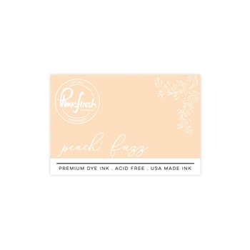 Pinkfresh Studio PEACH FUZZ Dye Ink Pad pfdi040