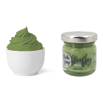 ModaScrap FLUFFY EVERGREEN Texture Paste msfl1012