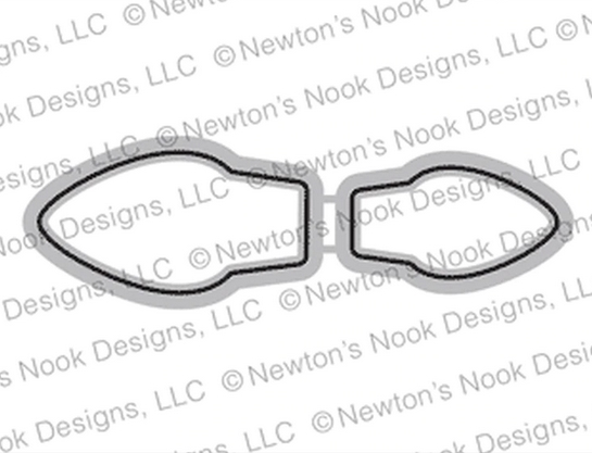 Newton's Nook Designs HOLIDAY LIGHTS Dies NN1910D05 zoom image