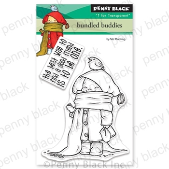 Penny Black Clear Stamps BUNDLED BUDDIES 30-644