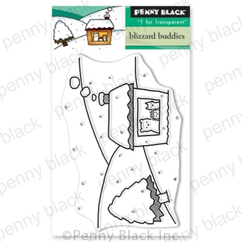 Penny Black Clear Stamps BLIZZARD BUDDIES 30-637