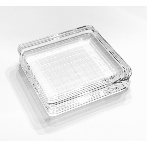Gina K Designs 2.5 X 2.5 INCH Comfort Acrylic Block 0404 Preview Image