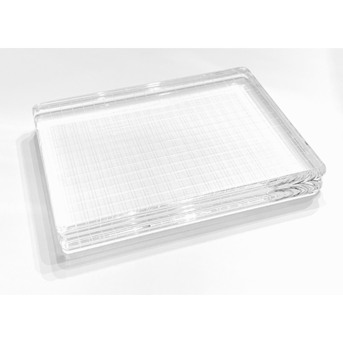 Gina K Designs 4 X 5.25 INCH Comfort Acrylic Block 0411 Preview Image