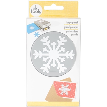 EK Success ARCTIC SNOWFLAKE Large Punch 54-30320