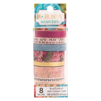 BoBunny TIME AND PLACE Washi Tape 7310971