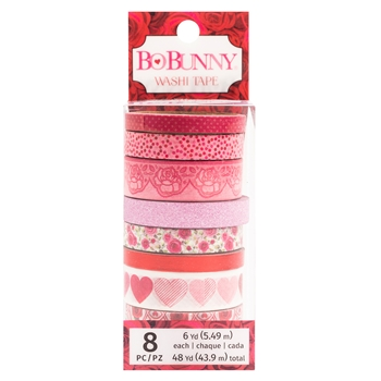 BoBunny COUNT THE WAYS Washi Tape 7310947