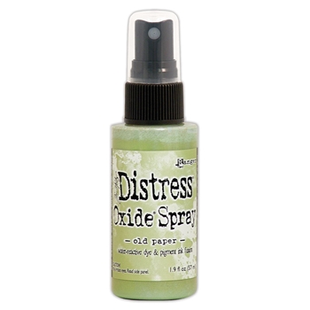 Tim Holtz Distress Oxide Spray OLD PAPER Ranger tso67788