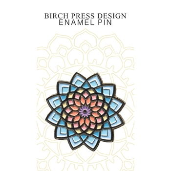 Birch Press Design DAZZLER CIRCLE  Enamel Pin ep902