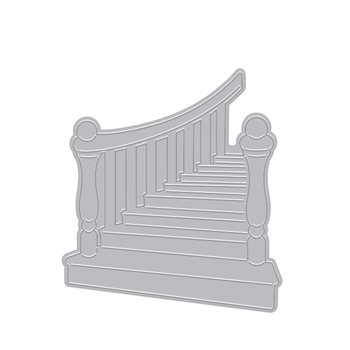 Hero Arts Fancy Die STAIRCASE DI709