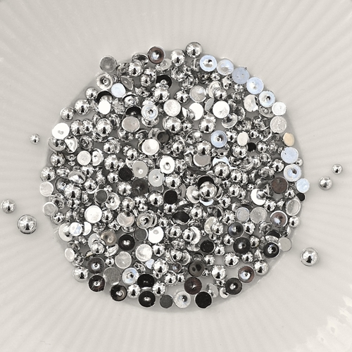 Little Things From Lucy's Cards Pearls SILVER MIX LBP23 Preview Image