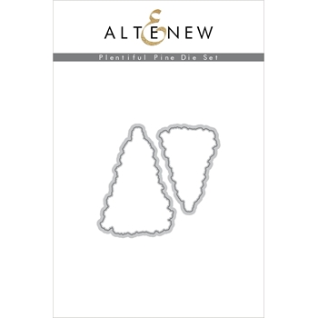 Altenew PLENTIFUL PINE Dies ALT3617