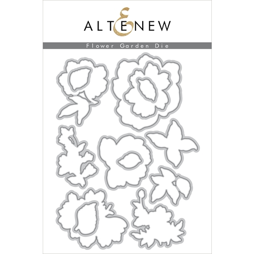 Altenew FLOWER GARDEN Dies ALT3610 Preview Image