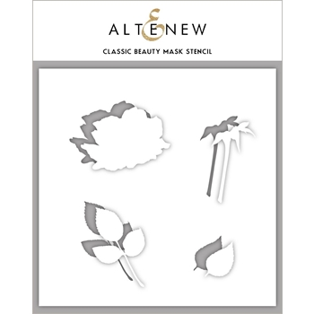 Altenew CLASSIC BEAUTY Mask Stencil ALT3606