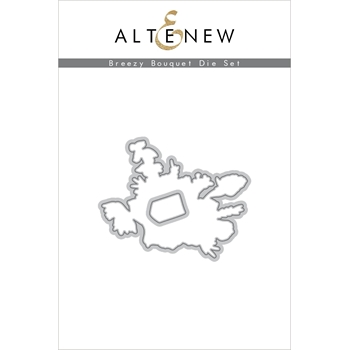 Altenew BREEZY BOUQUET Dies ALT3602