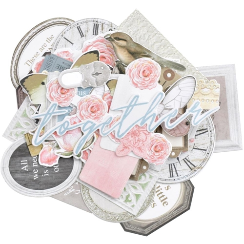 Kaisercraft LADY LIKE Collectables Die Cut Shapes CT974 Preview Image
