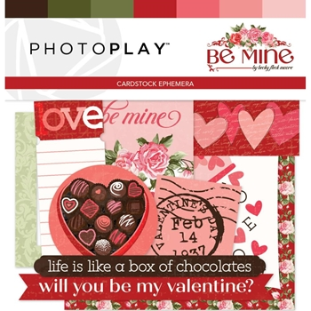 PhotoPlay BE MINE Ephemera bem9662