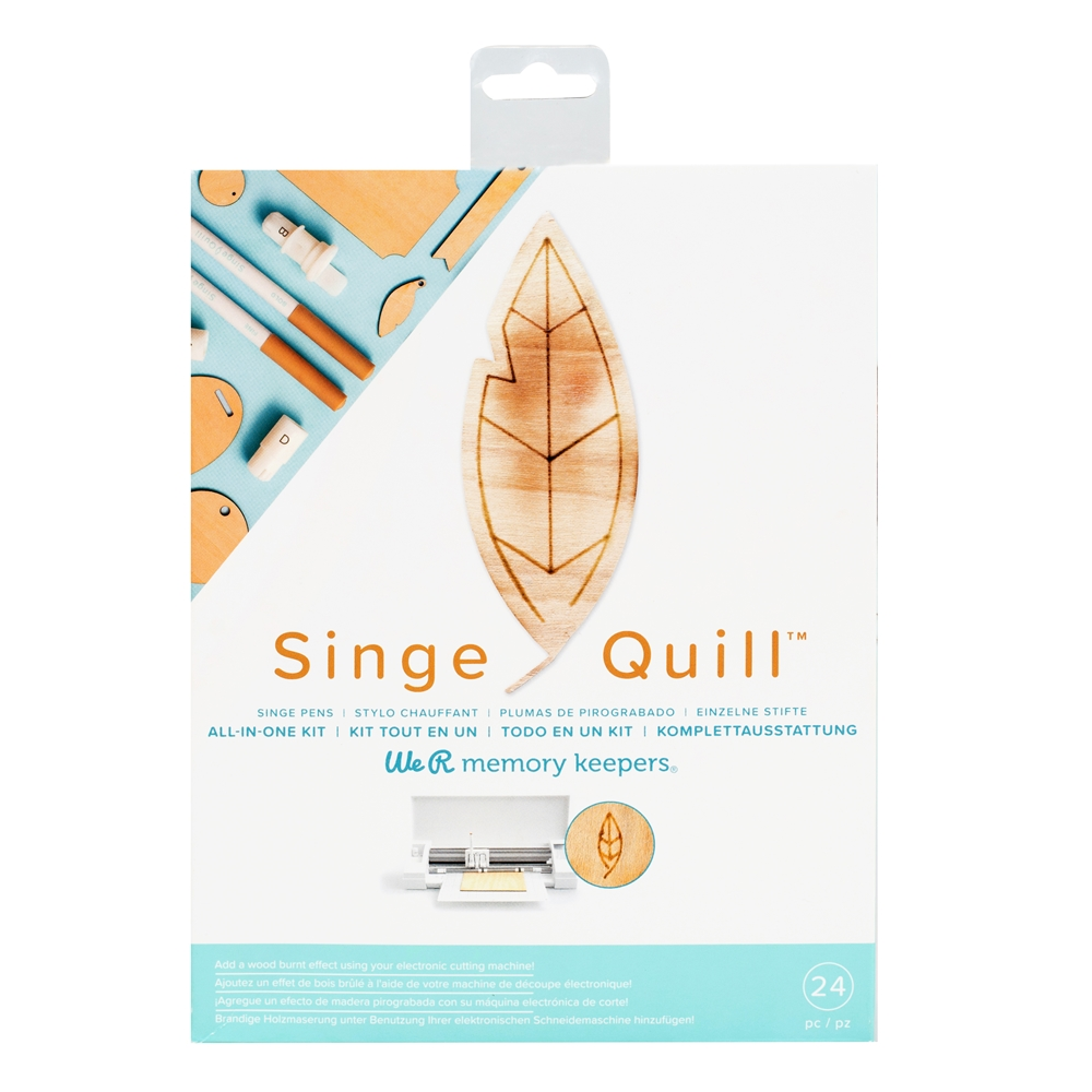 We R Memory Keepers SINGE QUILL STARTER KIT 661091 zoom image