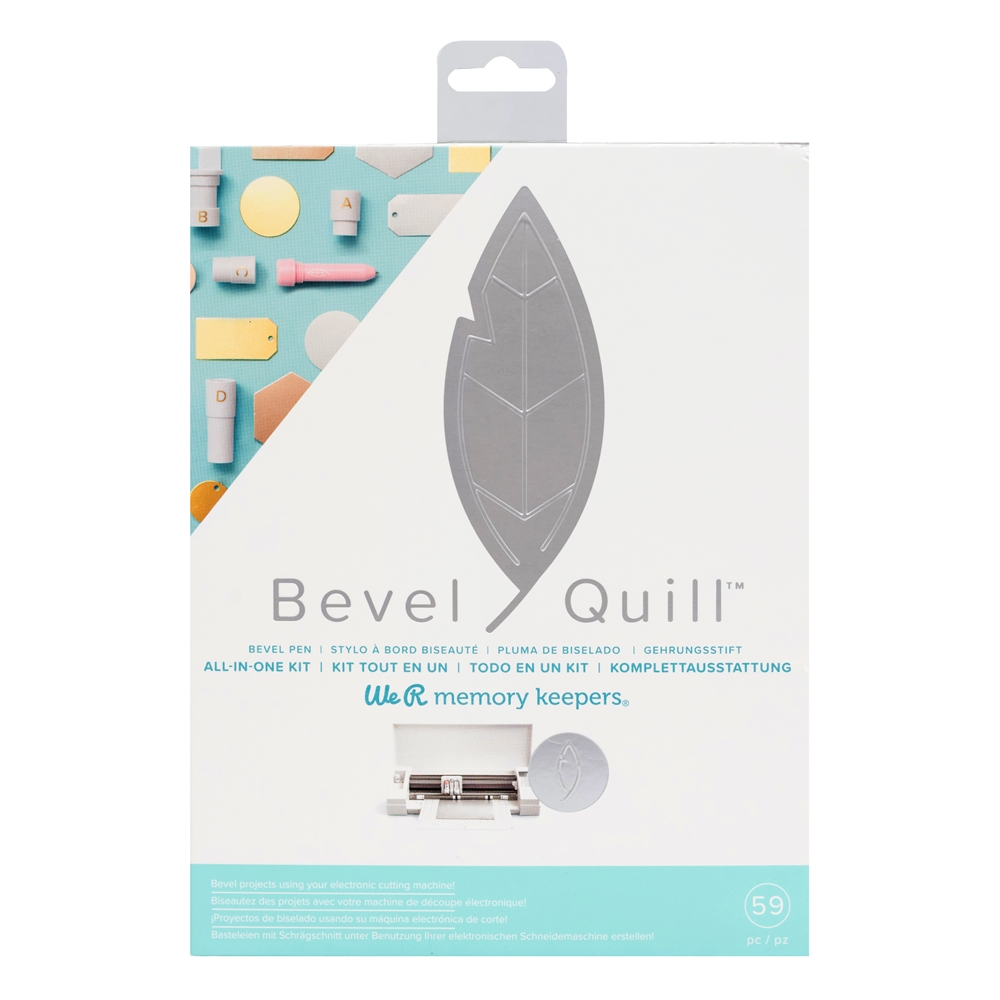 We R Memory Keepers BEVEL QUILL STARTER KIT 661043 zoom image