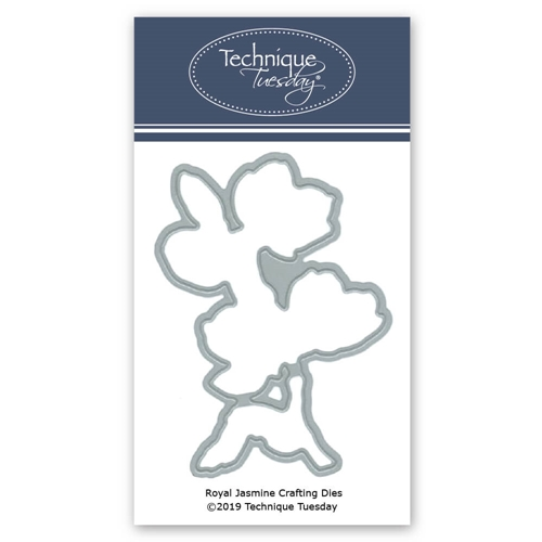 Technique Tuesday ROYAL JASMINE Crafting Dies 02811 Preview Image