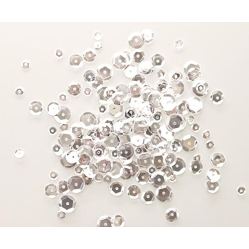 Neat and Tangled CRYSTAL CLEAR Sequin Mix NAT346