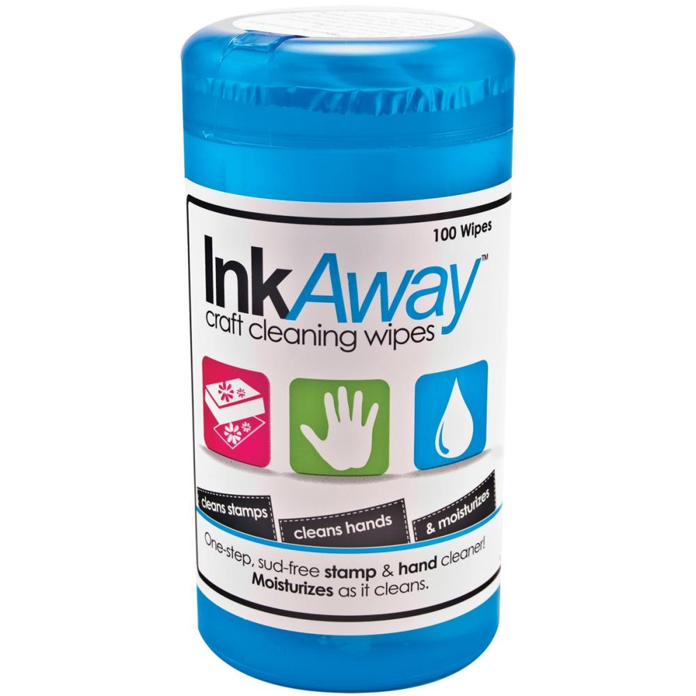 INK AWAY Craft Cleaning Wipes rr44011 zoom image
