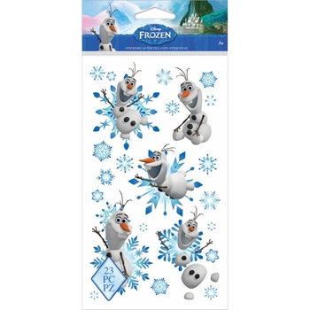 EK Success DISNEY'S FROZEN II OLAF Stickers 8600826
