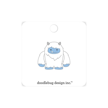Doodlebug YETI Collectable Enamel Pin 6487