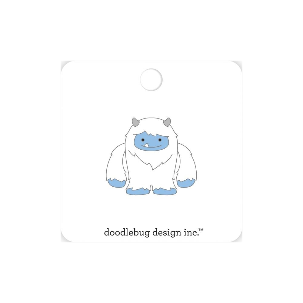 Doodlebug YETI Collectable Enamel Pin 6487 zoom image