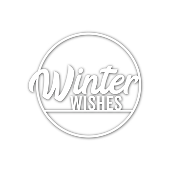 Simon Says Stamp WINTER WISHES CIRCLE Wafer Die sssd112056