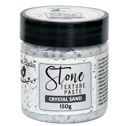 Little Birdie CRYSTAL SAND Stone Texture Paste cr80695 Preview Image