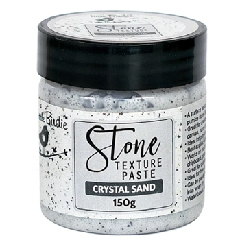 Little Birdie CRYSTAL SAND Stone Texture Paste cr80695