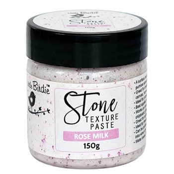 Little Birdie ROSE MILK Stone Texture Paste cr80691