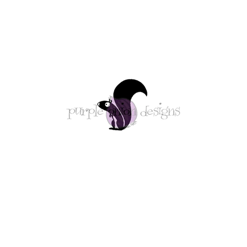 Purple Onion Designs FRANKIE Cling Stamp pod3013 Preview Image