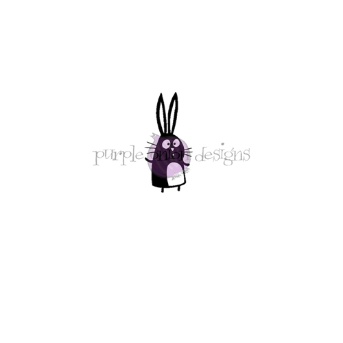 Purple Onion Designs MARSHMALLOW Cling Stamp pod3015 Preview Image