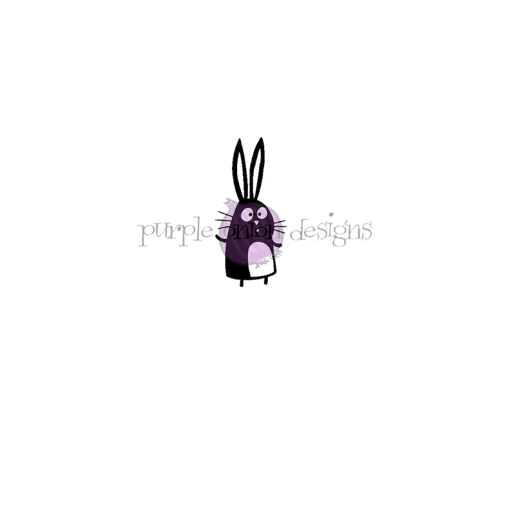 Purple Onion Designs MARSHMALLOW Cling Stamp pod3015 zoom image