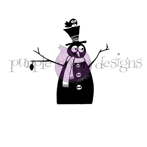 Purple Onion Designs SAM Cling Stamp pod3018 Preview Image