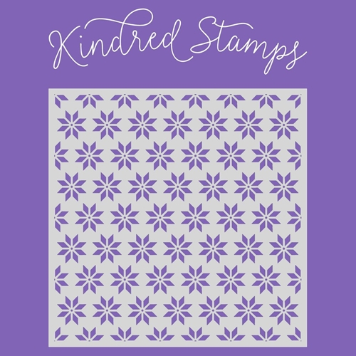 Kindred Stamps CHRISTMAS SWEATER Stencil 36229948 Preview Image