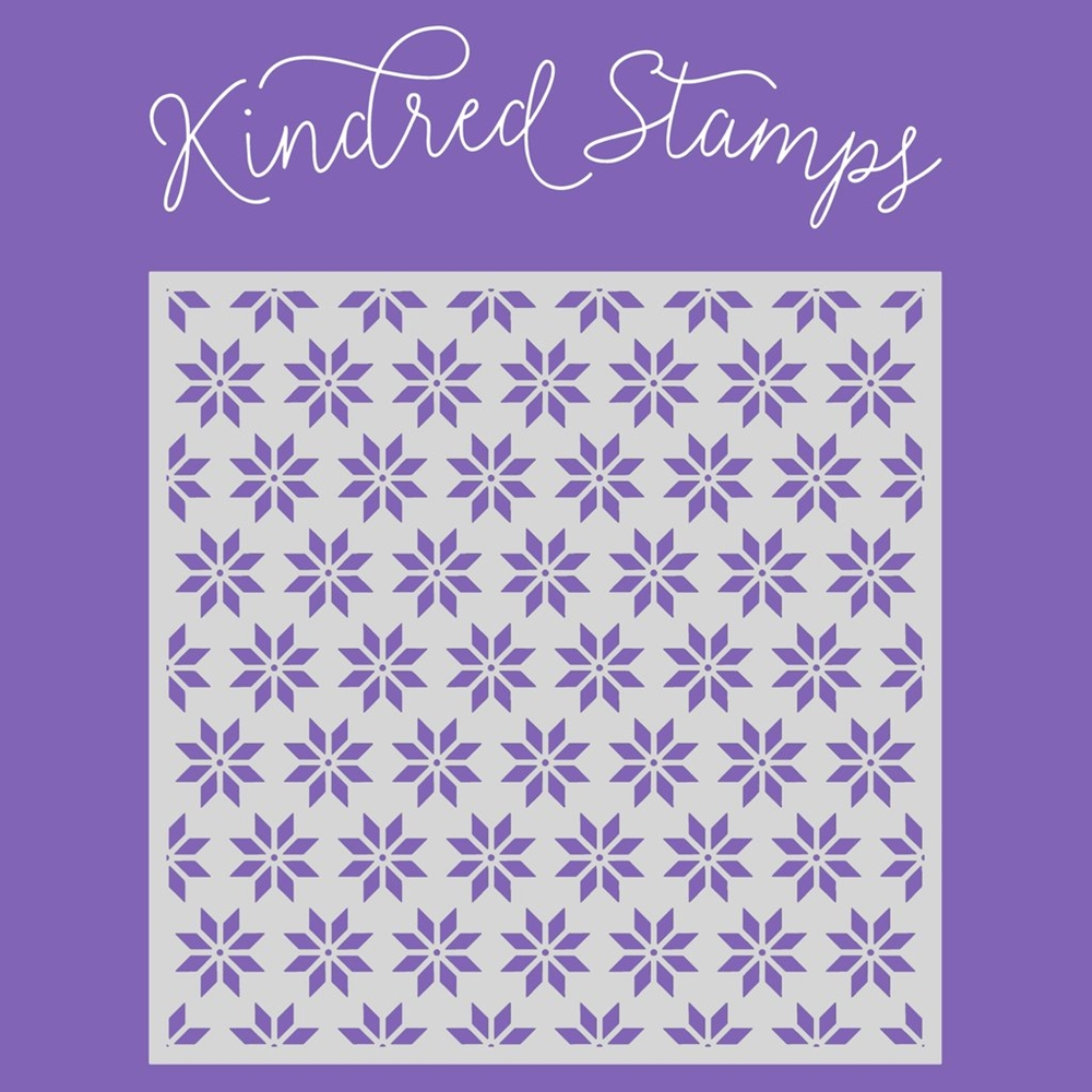 Kindred Stamps CHRISTMAS SWEATER Stencil 36229948 zoom image