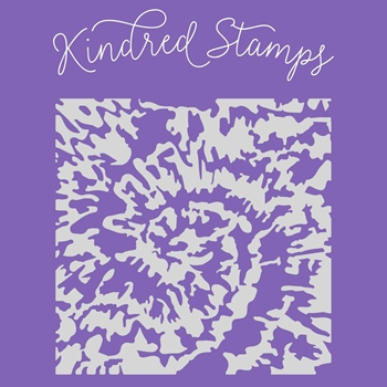 Kindred Stamps TIE DYE Stencil 50874172