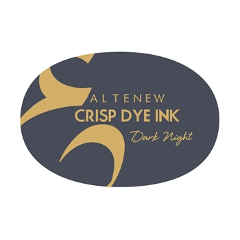 Altenew DARK NIGHT Crisp Dye Ink Pad ALT3670