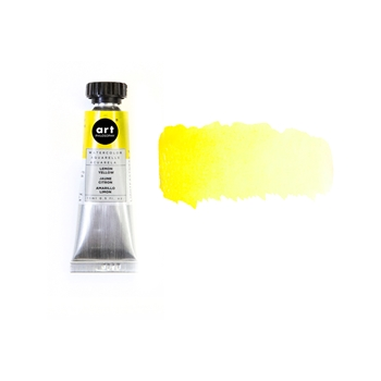Prima Marketing LEMON YELLOW Art Philosophy Watercolor Tube 643430