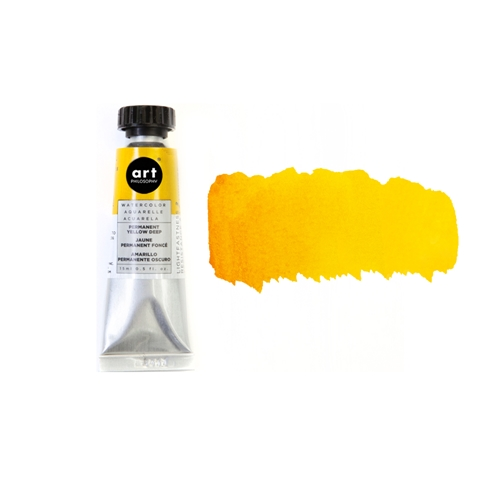 Prima Marketing YELLOW OCHRE Art Philosophy Watercolor Tube 643447 Preview Image