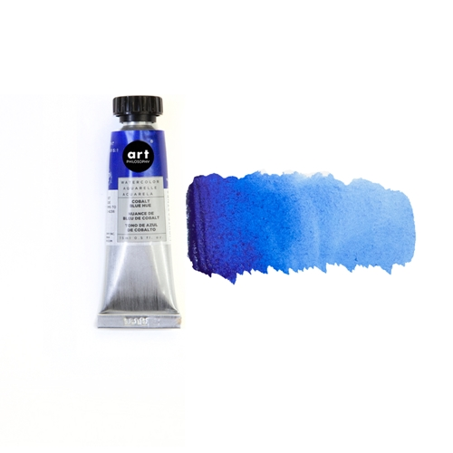 Prima Marketing COBALT BLUE HUE Art Philosophy Watercolor Tube 643577 Preview Image