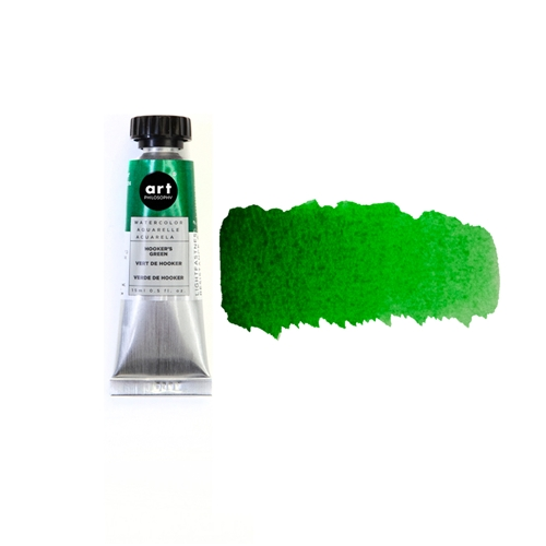Prima Marketing HOOKER'S GREEN Art Philosophy Watercolor Tube 643546 Preview Image
