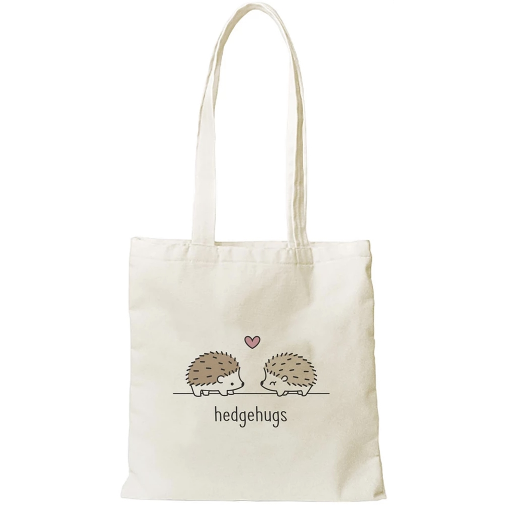 Lawn Fawn HEDGEHUGS TOTE Bag LF2191 zoom image